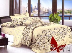 купить постельное белье сатин S146
