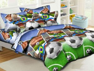 детское постельное в кроватку Бразилия