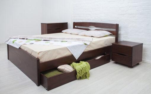 купить кроватьь Лика Люкс с ящиками