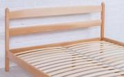 деревянная кровать Лика