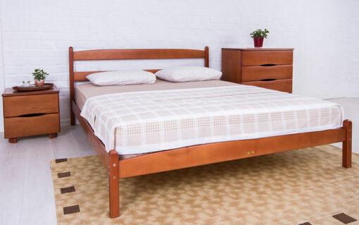 деревянная кровать Лика без изножья.