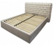 подиумная кровать Квадро Люкс каркас с ламелями