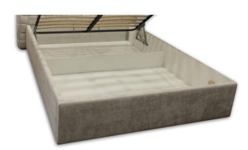 кровать Квадро Люкс короб для белья