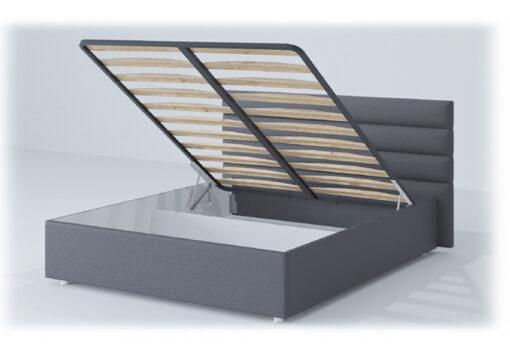 подиумная кровать Лидер с каркасом