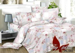 постельное белье из поплина купить PL003