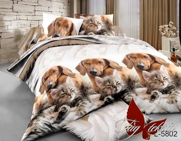 постельное белье с компаньоном PL5802