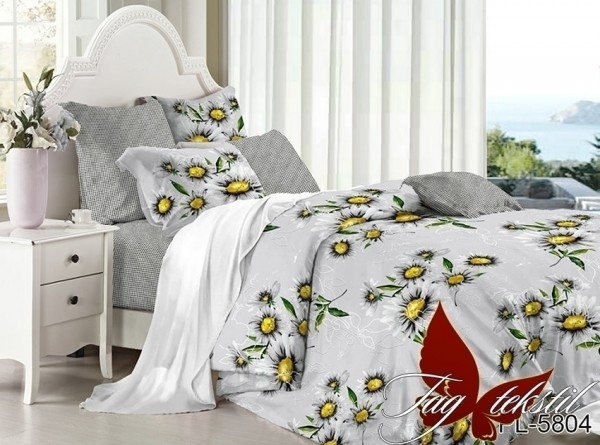 постельное белье из поплина PL5804