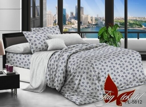 постельное белье поплин PL5812