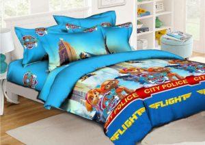 детская постель Патруль