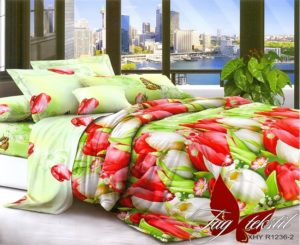 постельное белье 3д цена