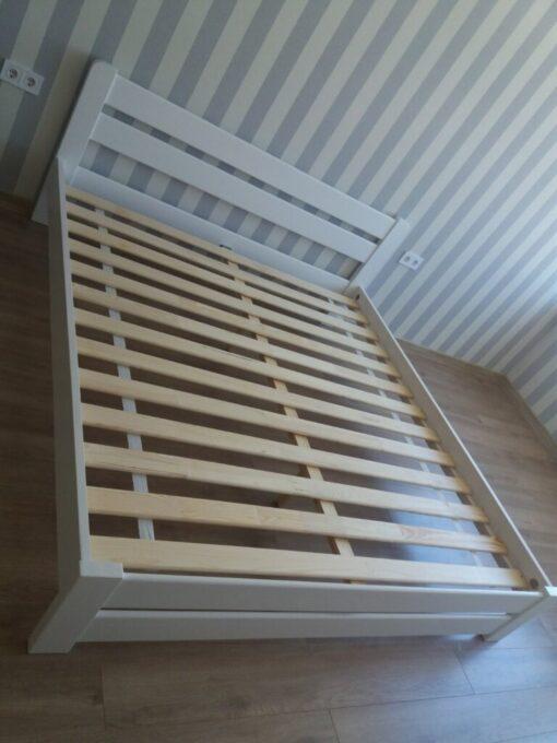 Кровать Престиж Мекано белая