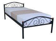недорогая металлическая кровать Элис Люкс