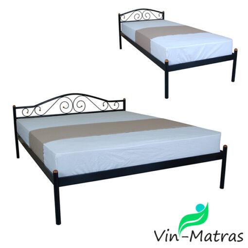 Кровать Элис металлическая