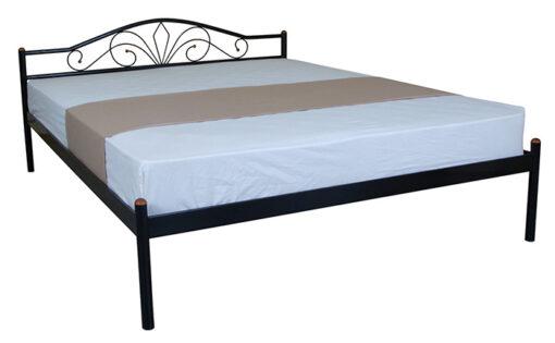металлическая кровать лара недорого