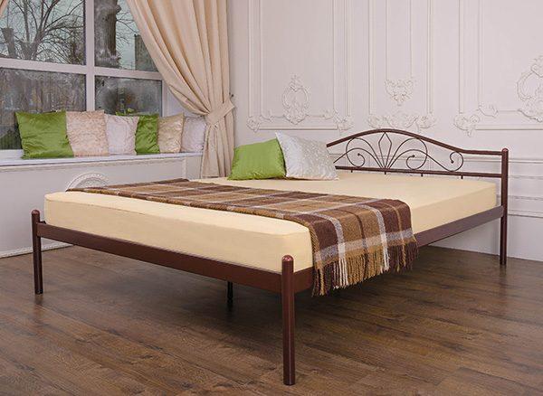 металлическая кровать Лара Melbi двуспальная