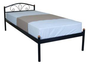 металлическая кровать Лара Melbi купить