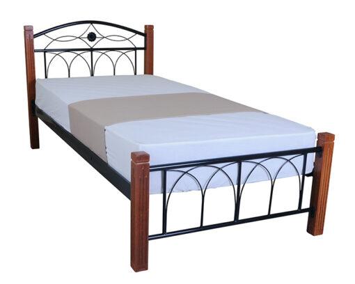 металлическая кровать Элизабет односпальная