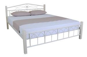 металлическая кровать Элизабет светлая