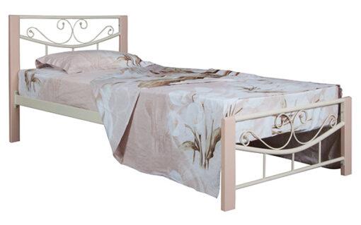 Кровать-Эмили-металлическая-односпальная-Melbi