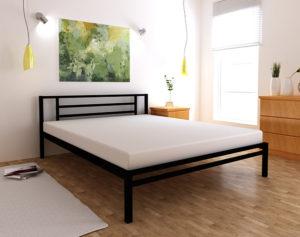 Кровать-металлическая-Тина