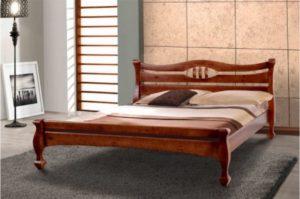 Кровать Динара массив сосны Микс мебель