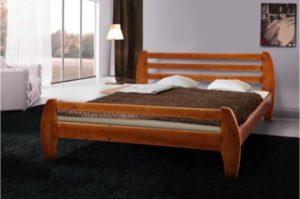 Кровать Galaxy массив сосны Микс мебель