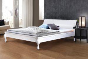 Кровать Николь белая Микс мебель