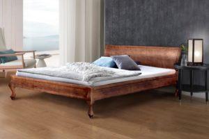Кровать Николь массив сосны Микс мебель
