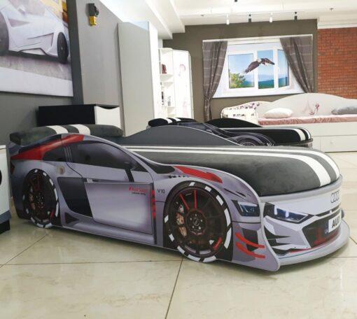 Кровать-машина-Audi-Turbo-фото
