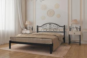 Кровать-Анжелика-Металл-Дизайн