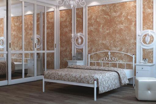 Кровать-Кассандра-Металл-Дизайн