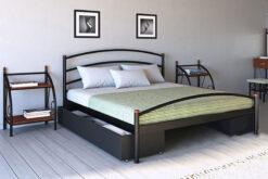 Кровать-Маргарита-Металл-Дизайн