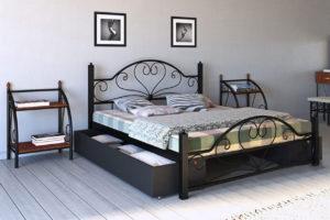 Кровать Джоконда Металл-Дизайн