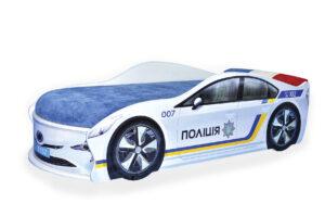 Кровать машина Полиция Украина