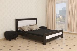 Деревянная кровать Диана Мекано