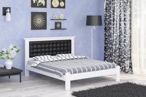 Деревянная кровать Дионис Мекано