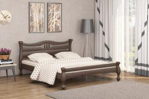 Деревянная кровать Кронос Мекано