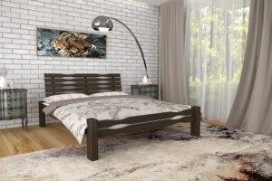 Деревянная кровать Веста Мекано