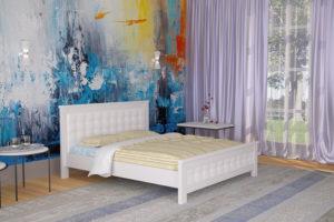 Кровать-Диана-Mecano-белая