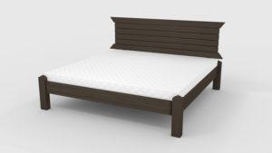 Кровать Гефест венге
