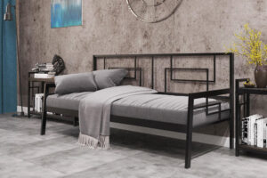 Кровать-диван-Квадро-Металл-Дизайн
