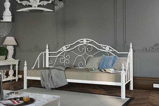 Кровать-диван-Леон-Металл-дизайн
