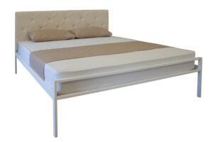 Кровать-Бланка-02-металлическая-с-мягким-изголовьем-Melbi