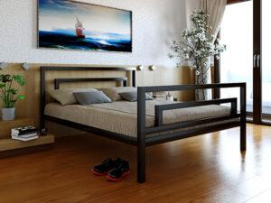 Кровать-Brio-2-Метакам