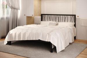 Кровать-из-металла-Bergamo-Метакам