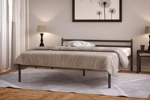 Кровать-из-металла-Comfort-1-Метакам