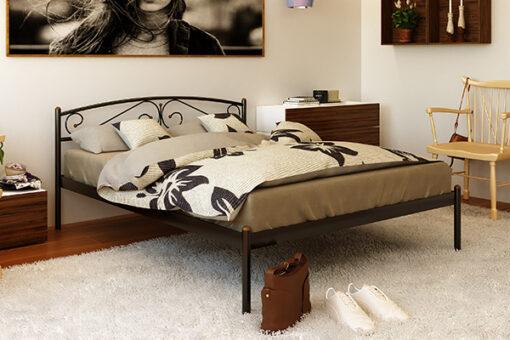 Кровать-из-металла-Verona-1-Метакам