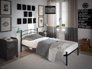 Кровать Маранта мини в интерьере Тенеро