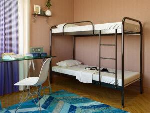 Кровать Релакс Duo двухъярусная Метакам