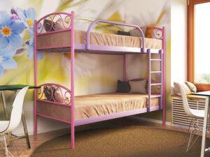 Кровать Верона Duo двухъярусная Метакам